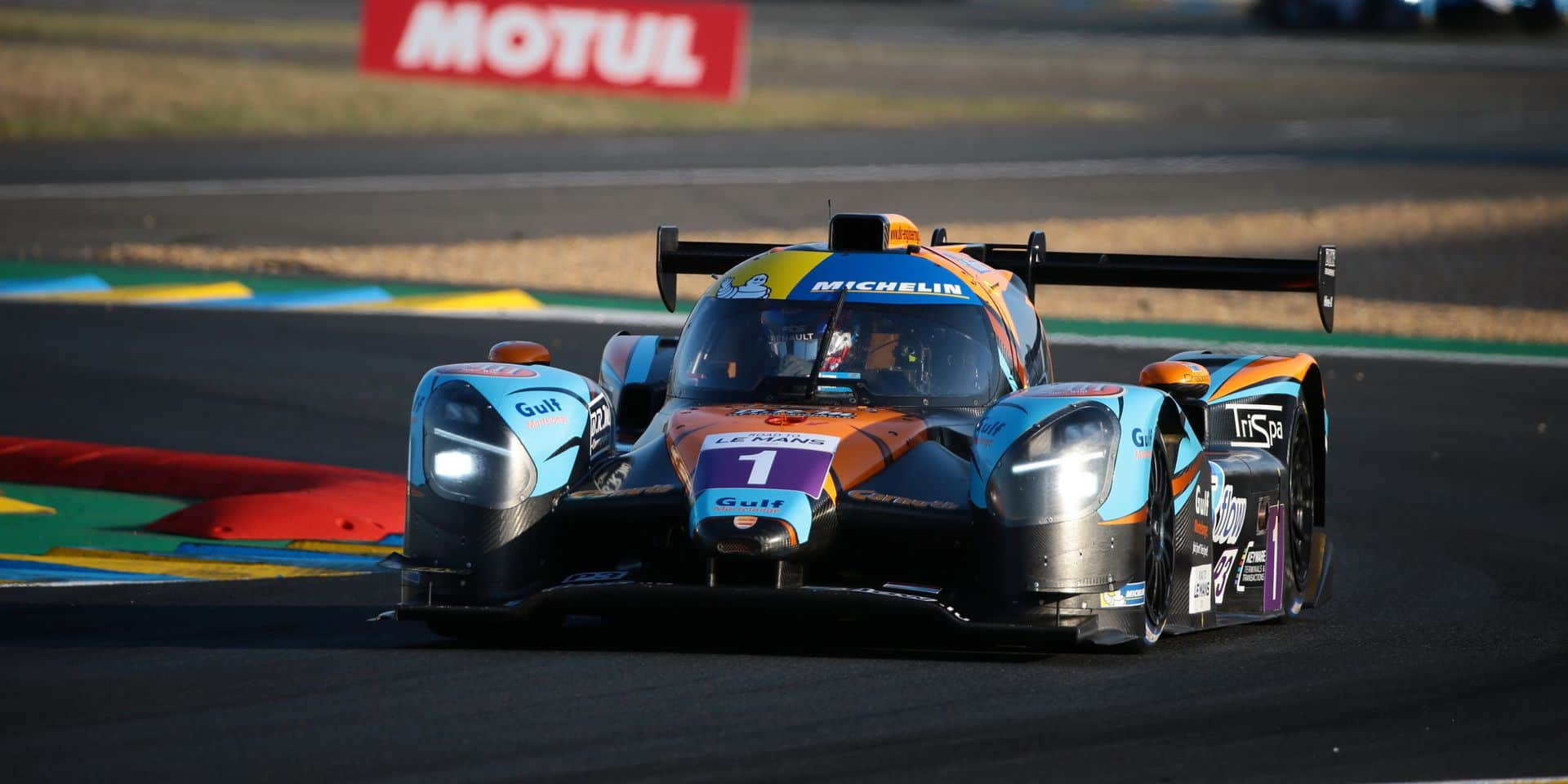 """Le week-end inoubliable d'Ugo de Wilde sur le circuit du Mans: """"Un souvenir pour la vie"""""""