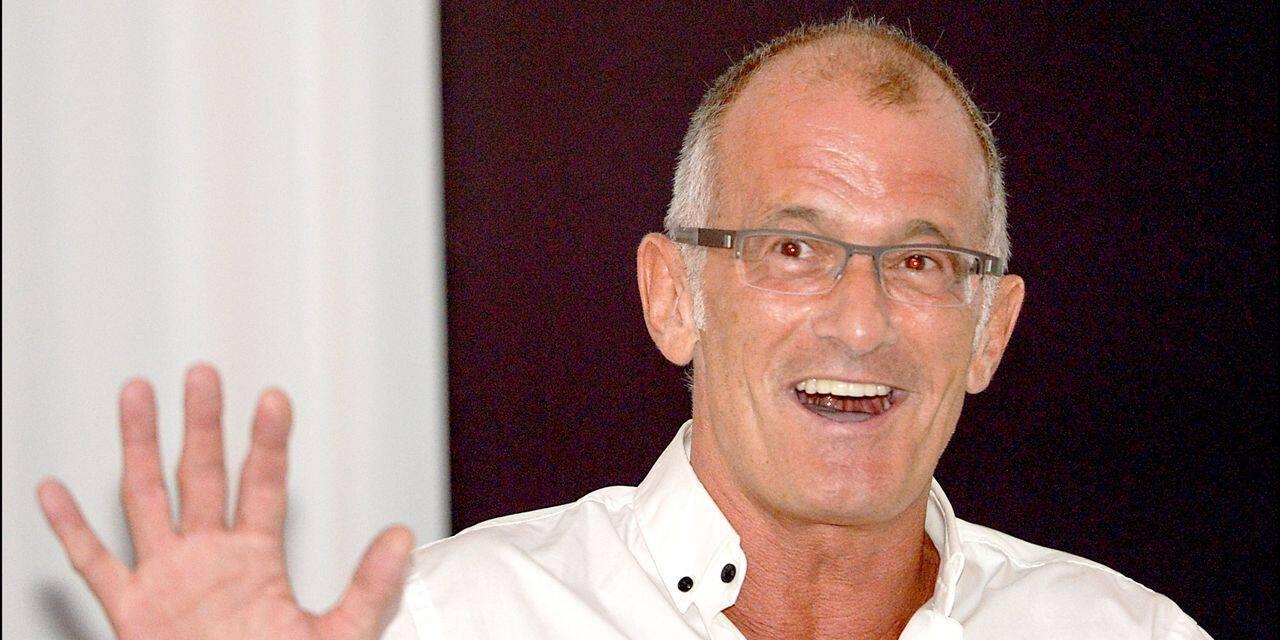 Ray Cokes, légendaire animateur de MTV Europe, est atteint d'un cancer