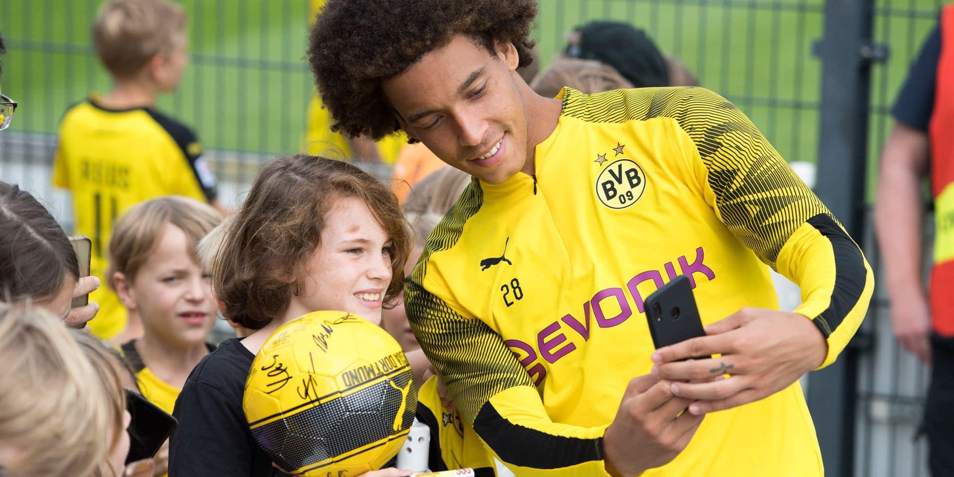 Football 1. Bundesliga / Training / Borussia Dortmund.