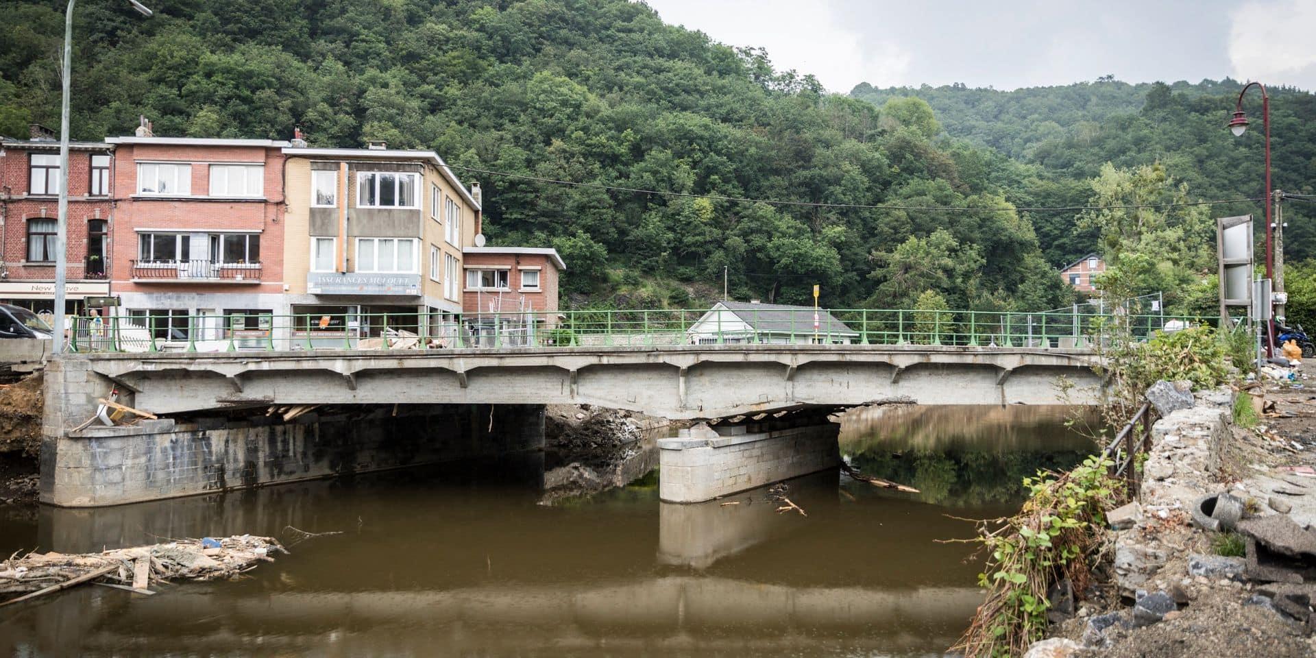 Pont de Prayon : fermé du 11 au 14 octobre, de 19h à 6 h