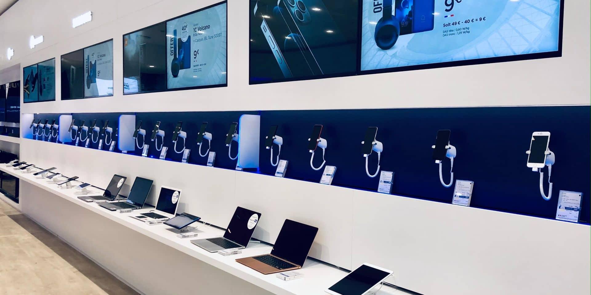 Le deuxième Hubside Store de Belgique ouvre ses portes à Tournai