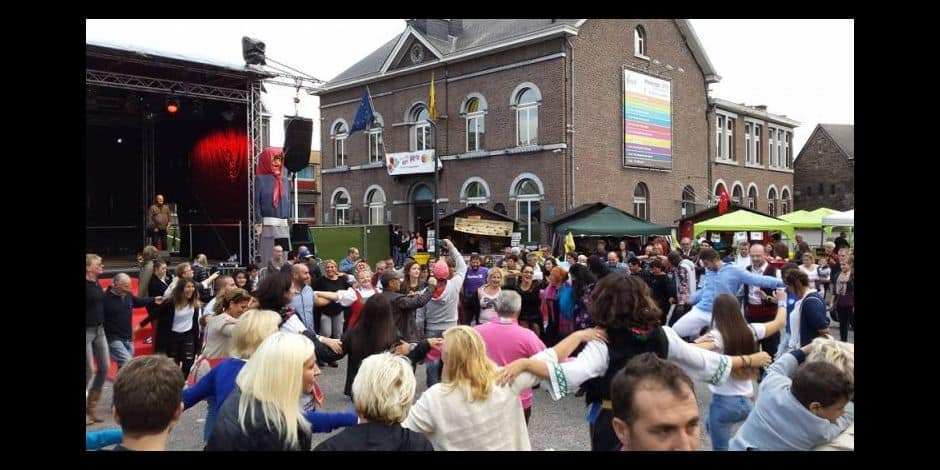 Grande fête ce week-end à Herstal !