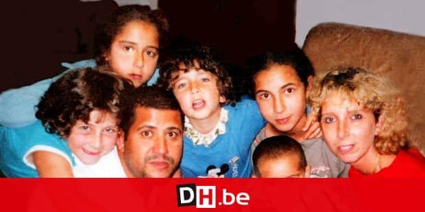 Geneviève Lhermitte tue ses 5 enfants et essaie de se suicider. Le drame s'est produit à Nivelles, rue Général Jacques. (Le tarif de cette photo est negocié par mail pour chaque support)