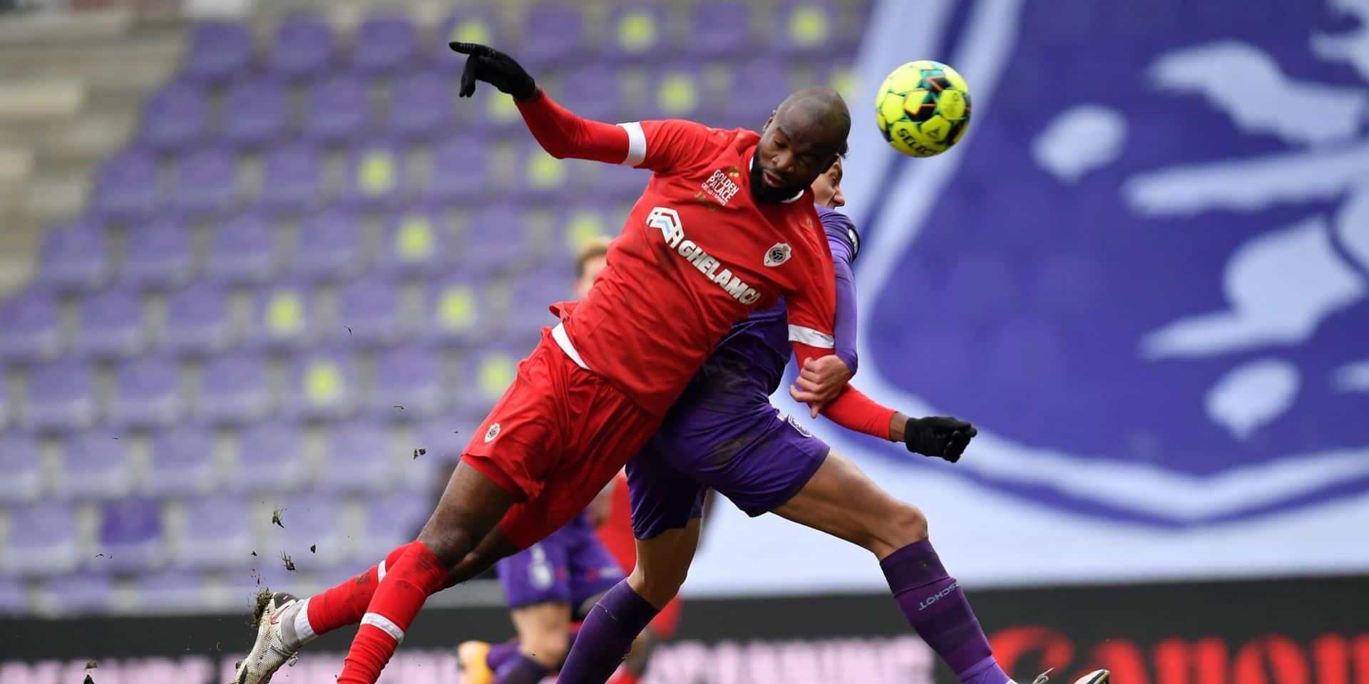 L'Antwerp s'offre le derby anversois au Beerschot dans une folle fin de match (1-2)