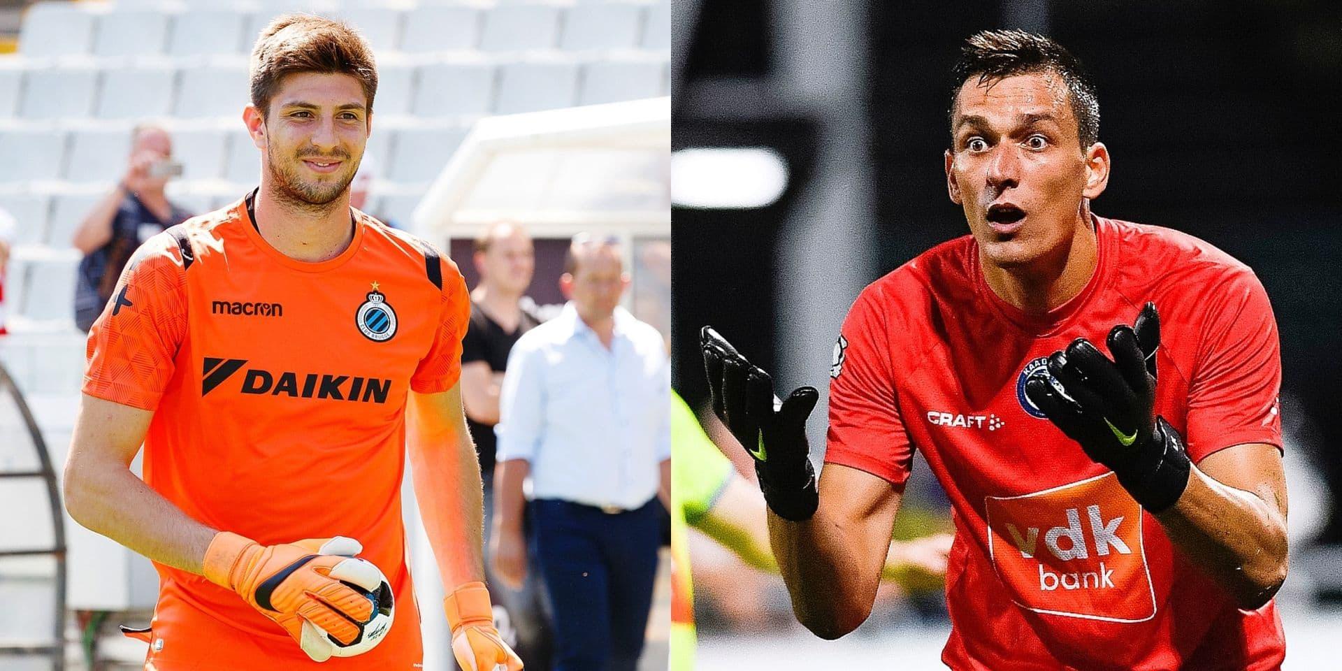 """Kalinic et Letica préfacent Gand-Bruges: """"Hajduk - Dinamo, c'est pire que cela"""""""