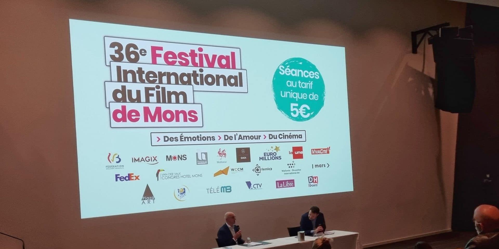 Le jury citoyen, une nouveauté du Festival de Mons