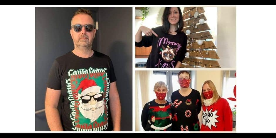 Péruwelz : enfilez votre plus beau pull de Noël pour gagner des chèques