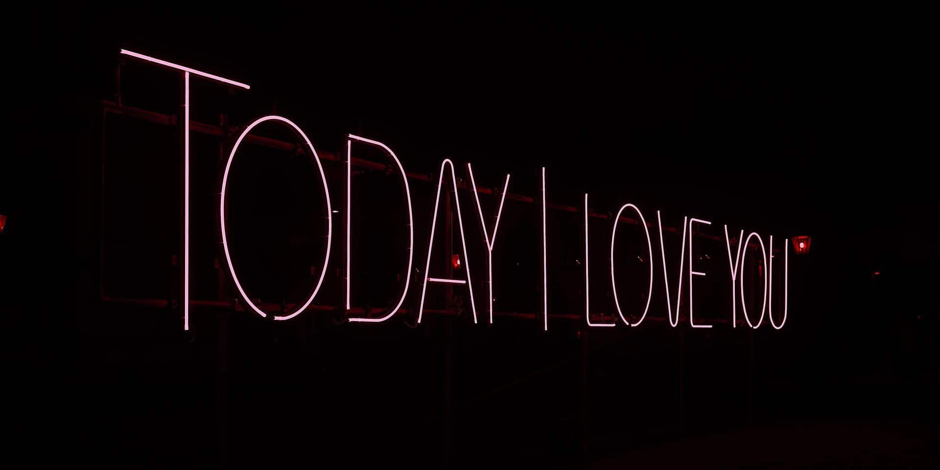 """Savoir dire """"je t'aime"""" à ceux qu'on aime : une belle idée qui fait du bien... à soi"""