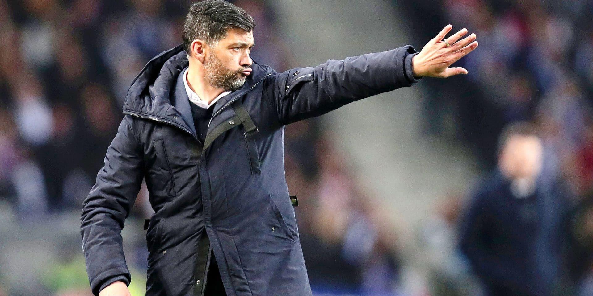 """Sergio Conçeicão se livre: """"Casillas ou un jeune, c'est pareil pour moi"""""""