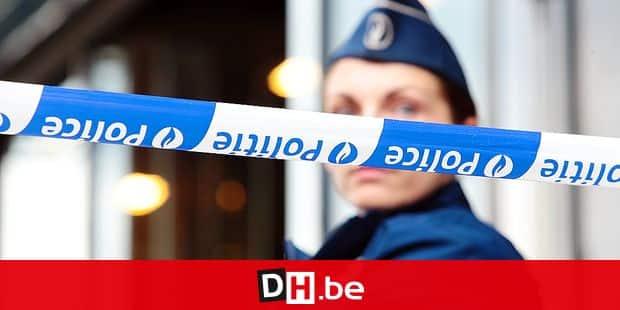 Un antiquaire a été victime d'une violente agression ce matin, avant midi, dans sa boutique de la rue de la Madeleine, à Bruxelles. police bruxelles polbru