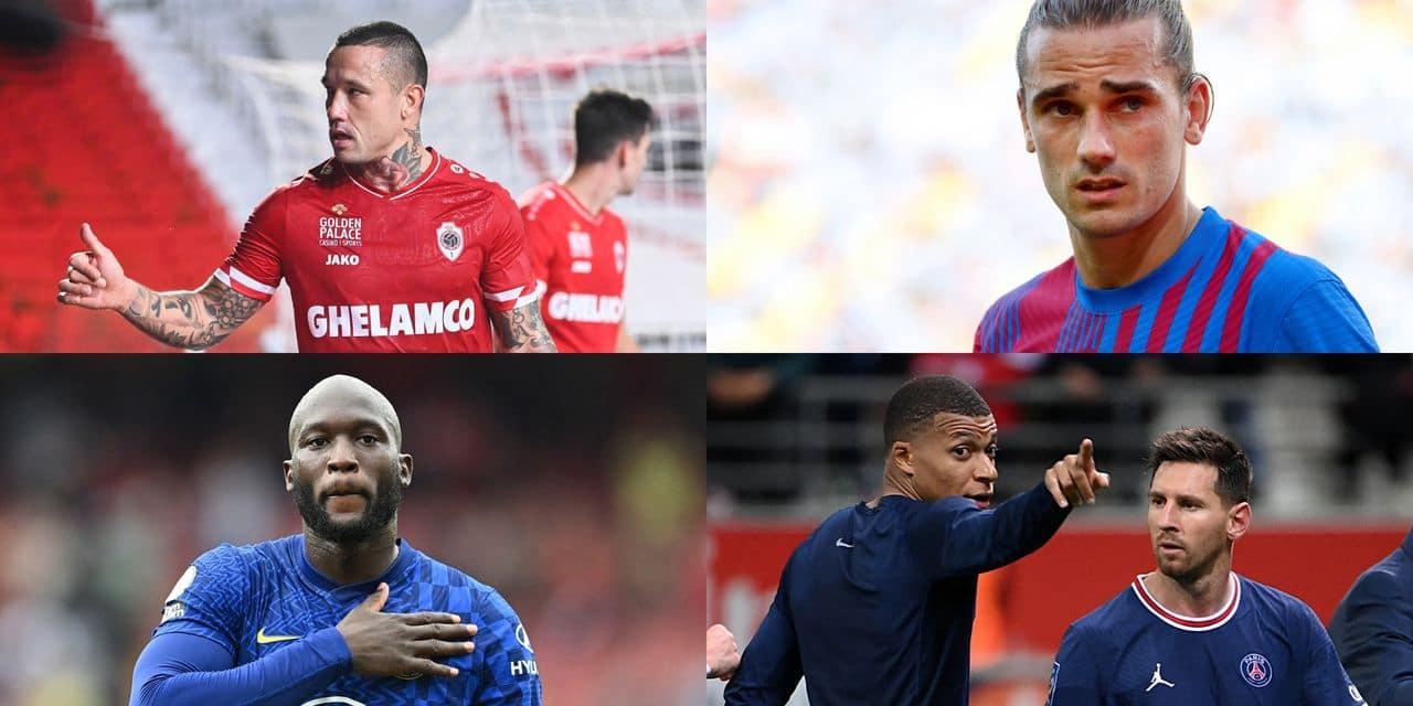 Griezmann, Messi, Ronaldo, Lukaku, Mbappé, Pro League: return to a  completely crazy transfer window! - Newsy Today