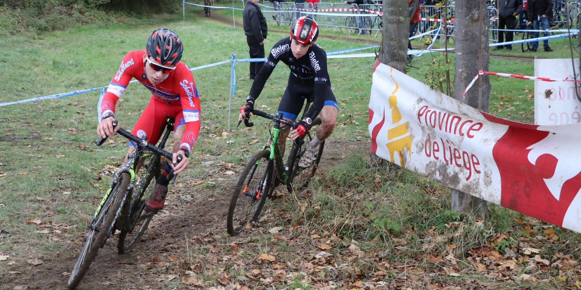 Cyclo-cross: le Bensberg est bien planifié