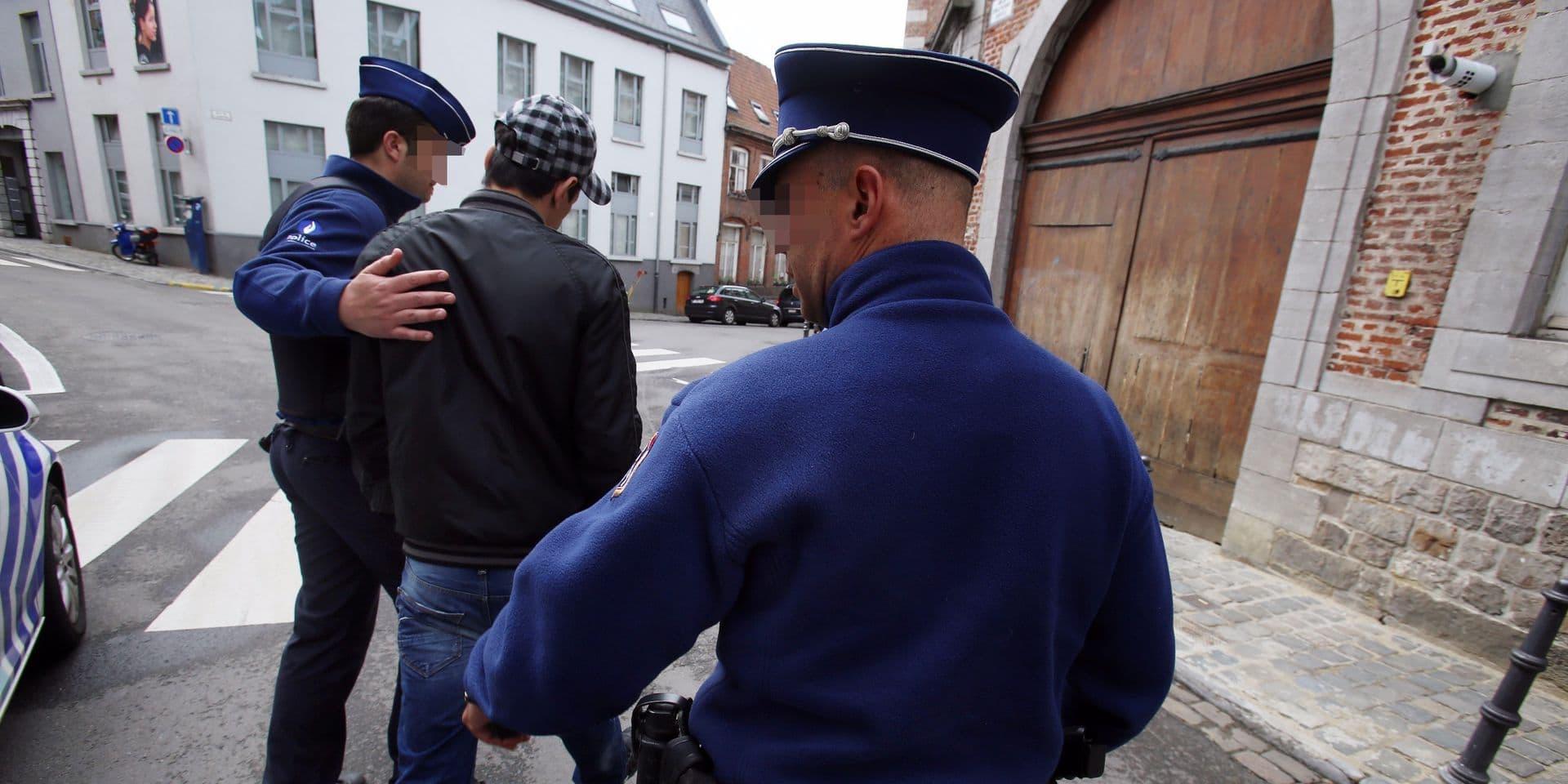 Mons : Inculpation de l'auteur de 48 vols dans le Hainaut