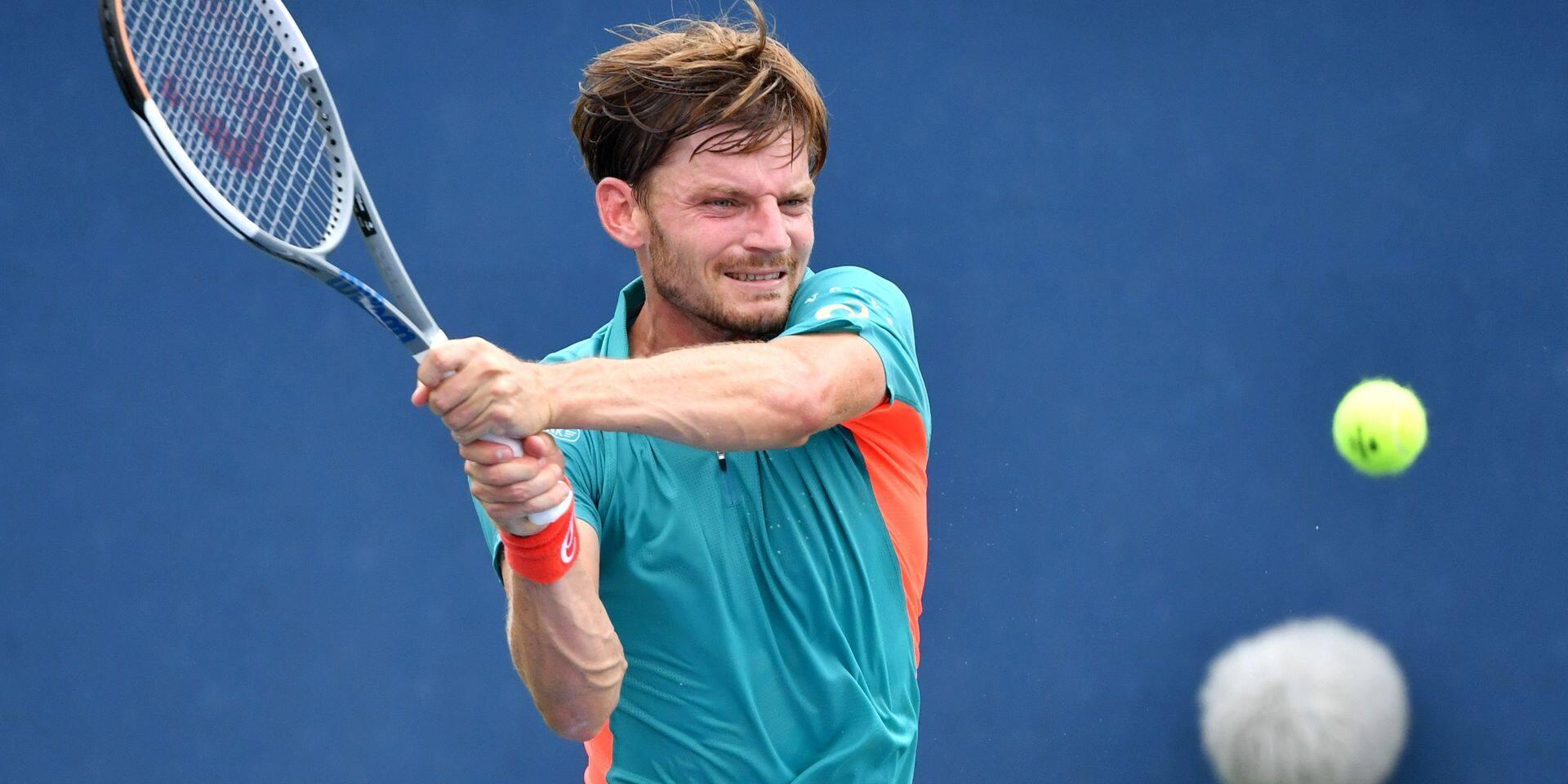 US Open: David Goffin et Elise Mertens qualifiés sans trembler, Sander Gillé et Joran Vliegen en quarts de finale du double