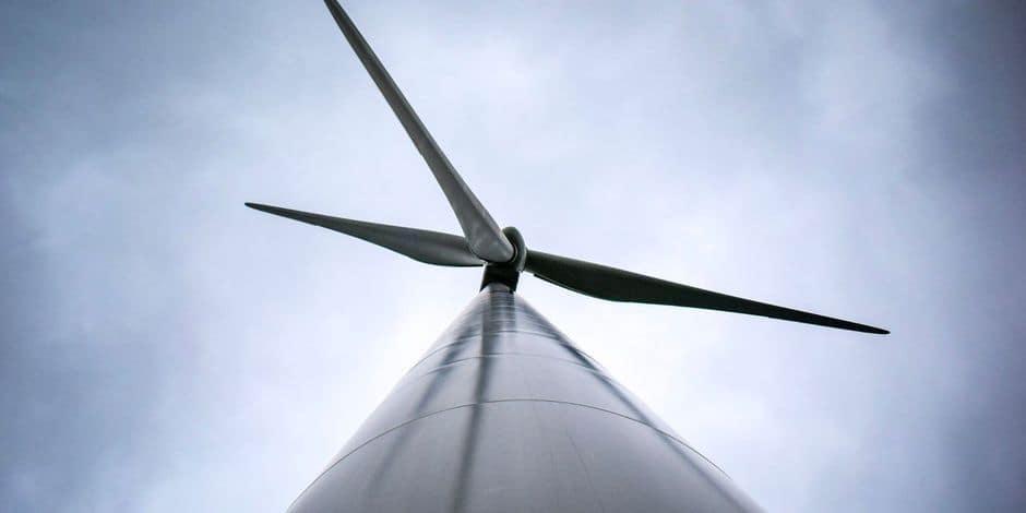 Vols sur un chantier éolien : des transformateurs emportés sur une grue volée