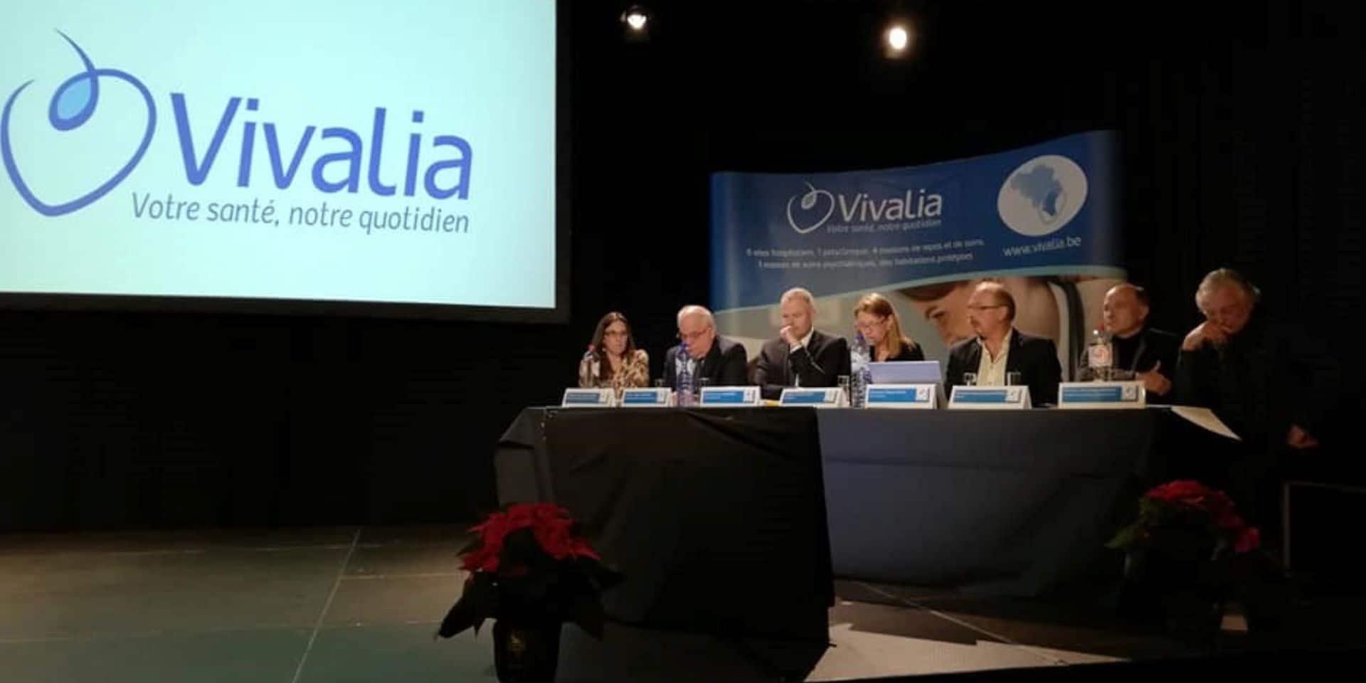 Le budget de Vivalia a été adopté à une courte majorité