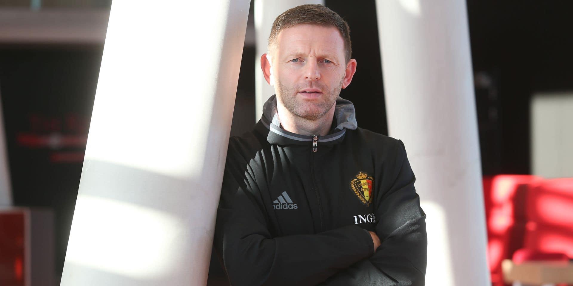 Graeme Jones, adjoint du sélectionneur des Diables Rouges Roberto Martinez, est nommé entraîneur assistant à West Bromwich Albion (D2 anglaise)