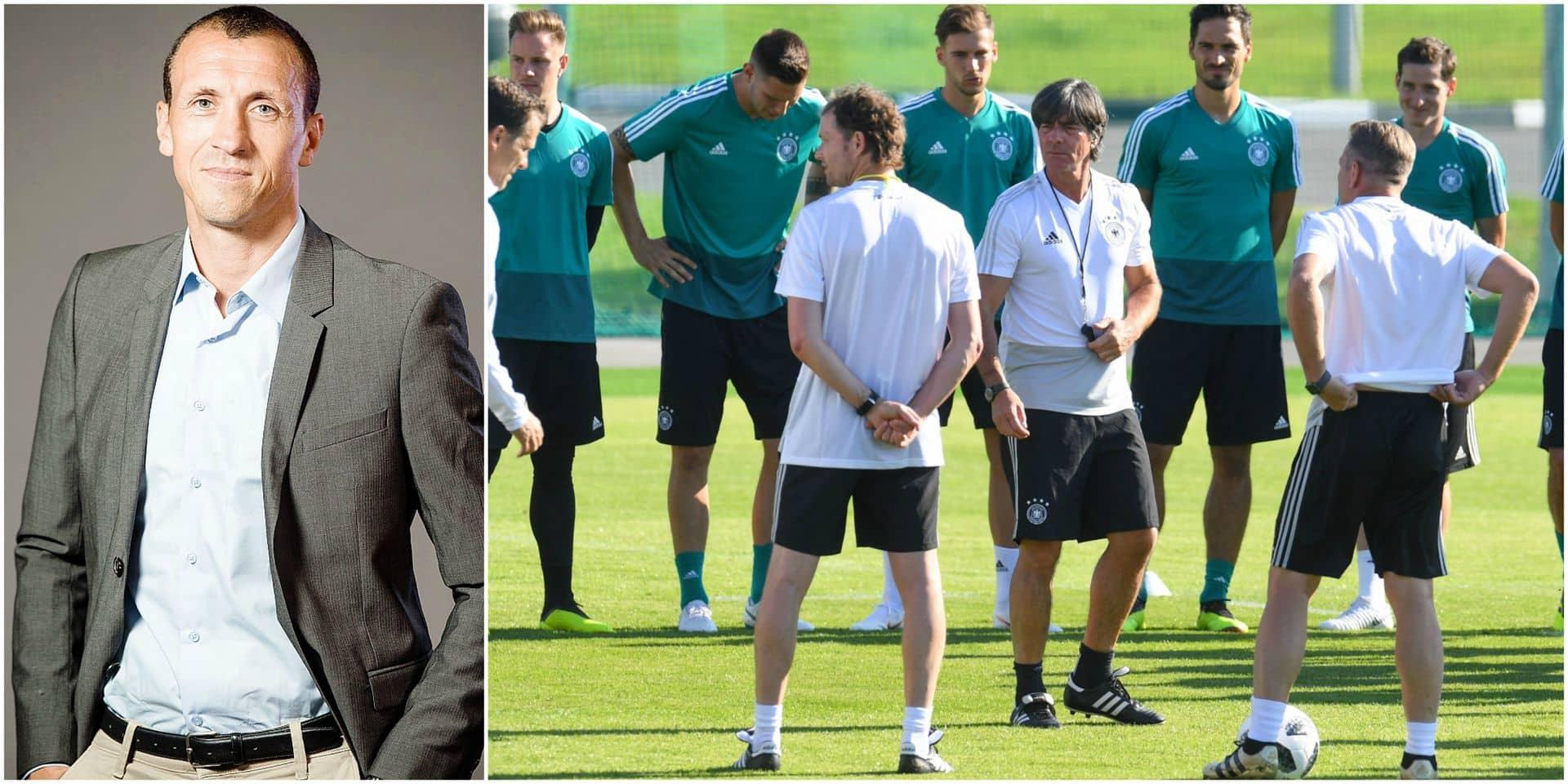 """Teklak décortique la Mannschaft: """"L'Allemagne fonctionne comme un club"""""""