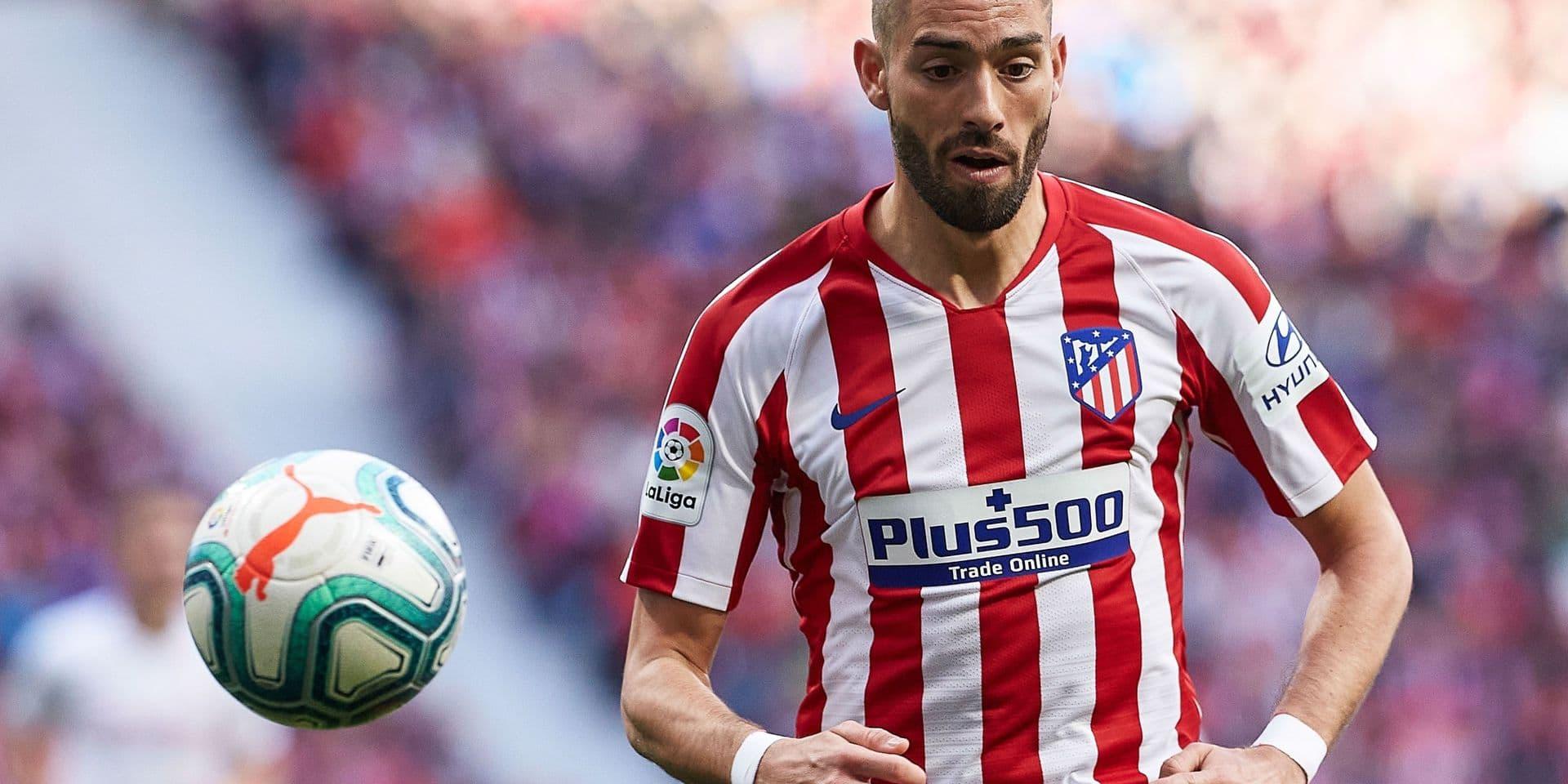 Carrasco pour 4 ans à l'Atletico Madrid