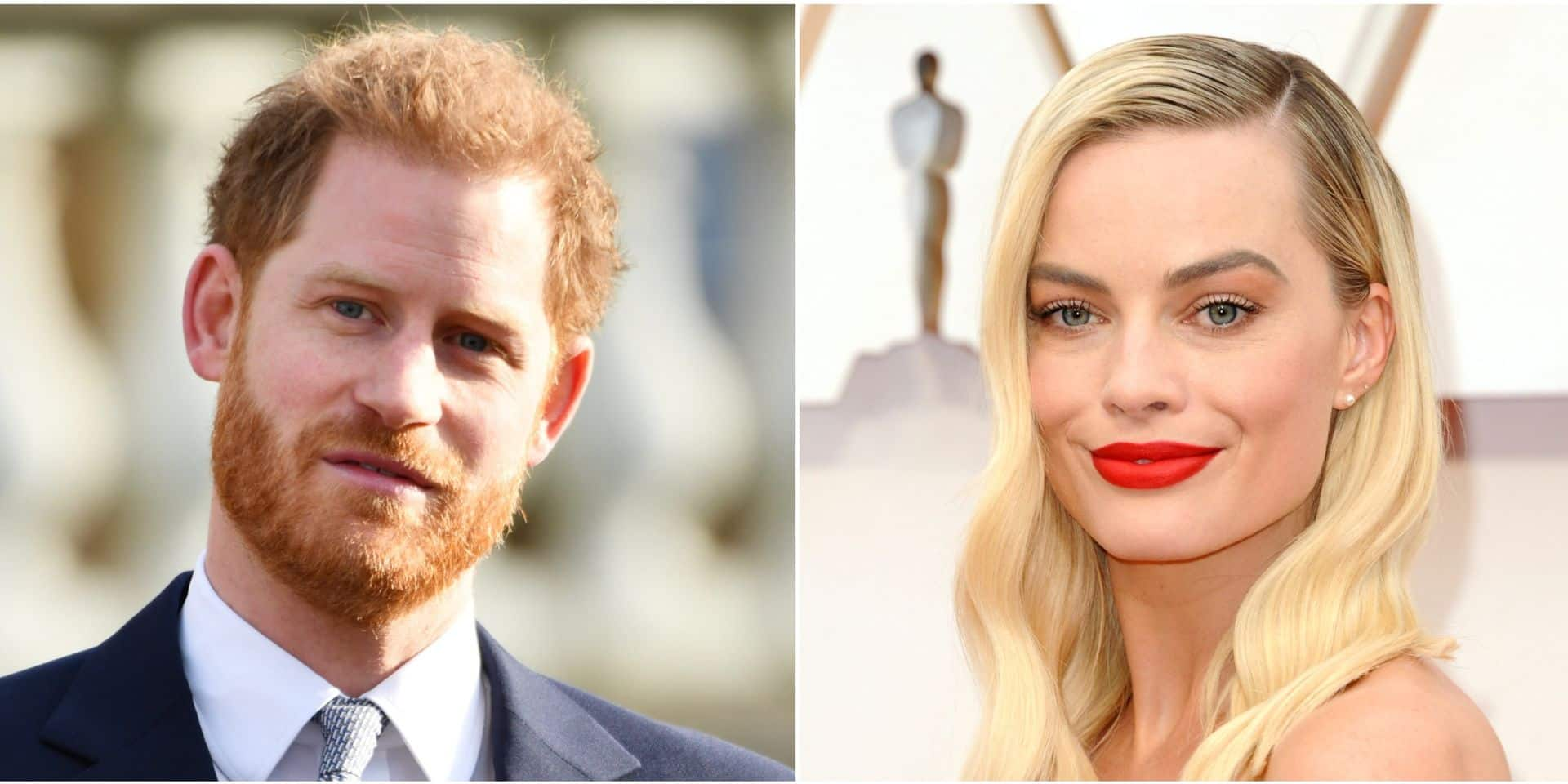 Le prince Harry et Margot Robbie : une amitié inattendue dévoilée au grand jour
