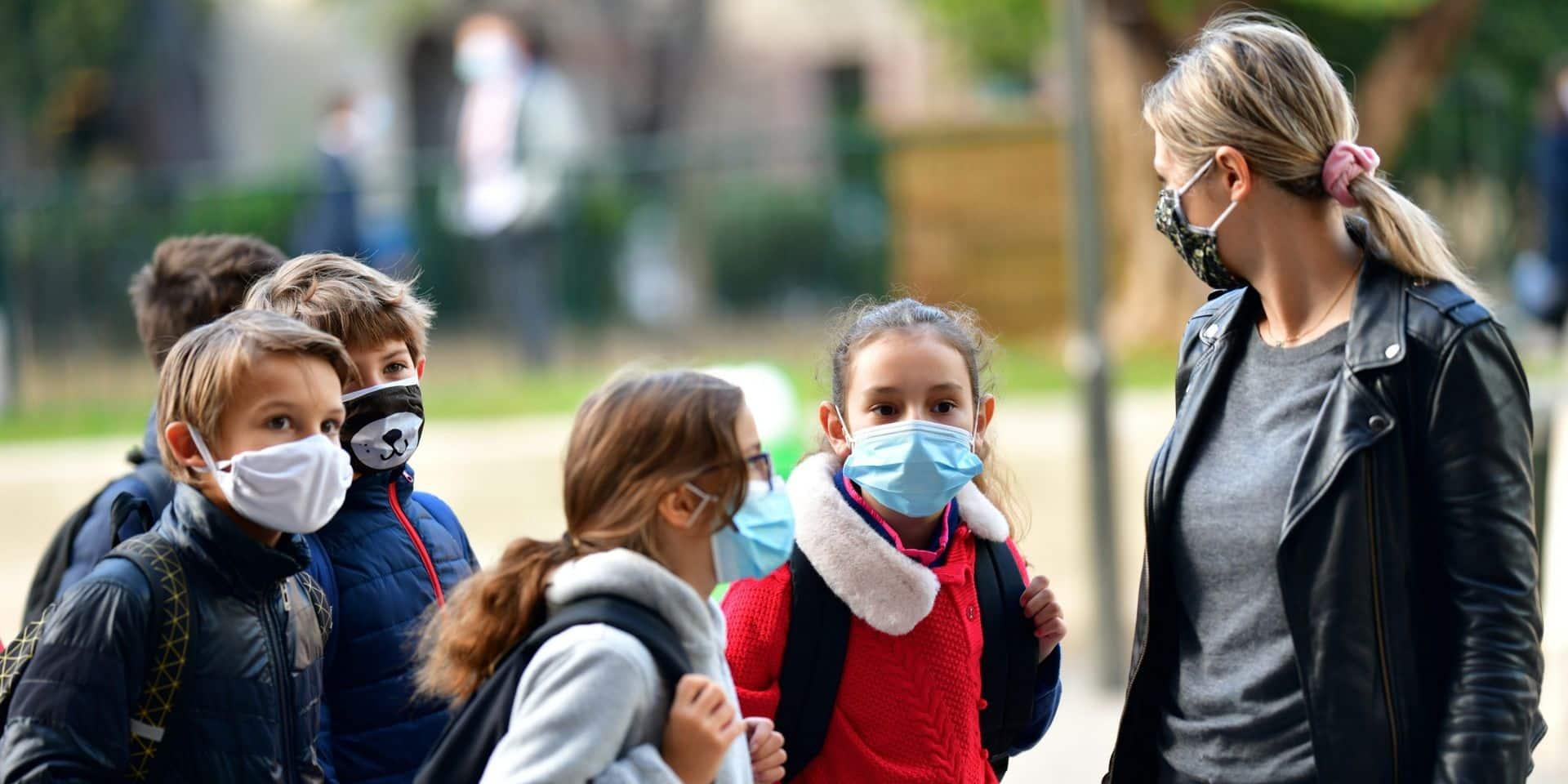 Selon une étude, les jeunes enfants produisent plus d'anticorps face au Covid-19
