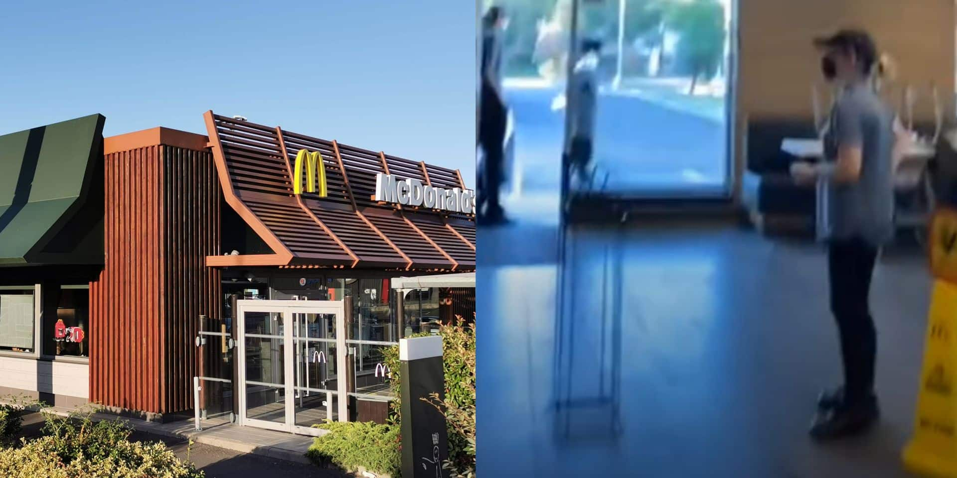 Une équipe complète d'un McDonald's donne sa démission en plein service après un désaccord avec le patron (VIDÉO)