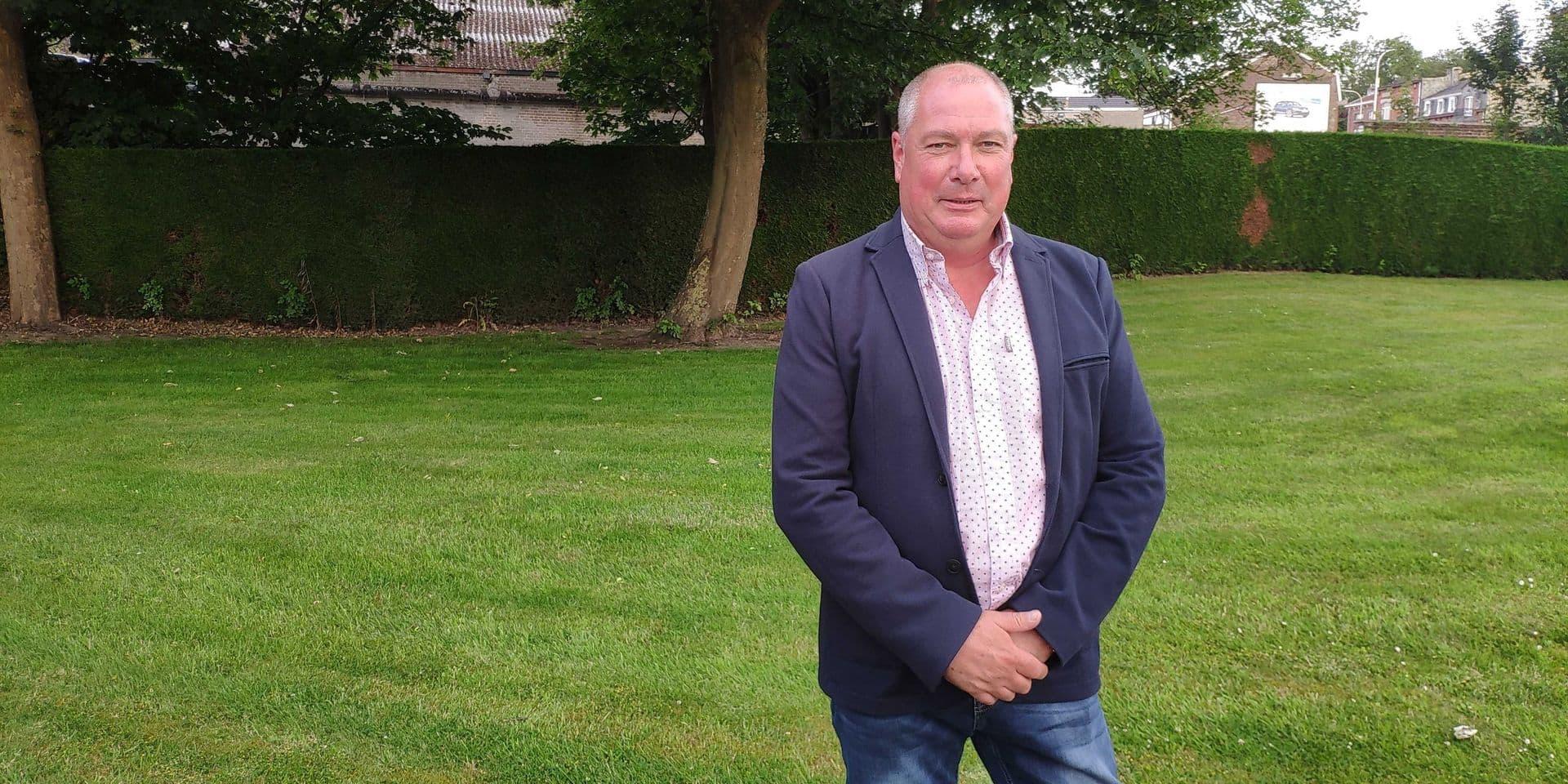 """Marc Collard-Bovy, président du CP Liège : """"Tout faire pour que les championnats puissent aller le plus loin possible"""""""