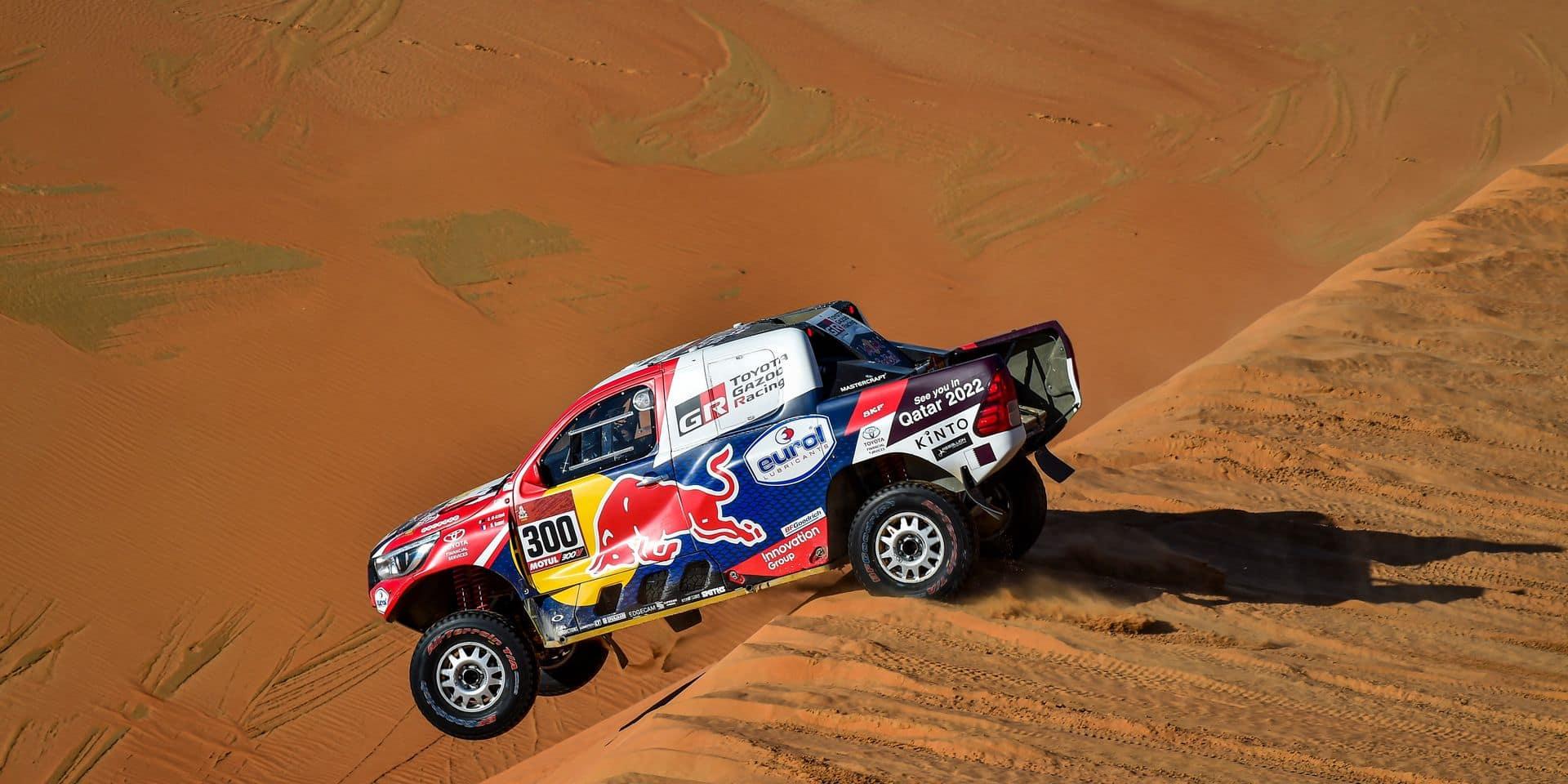 Dakar 2020: requiem pour une deuxième place