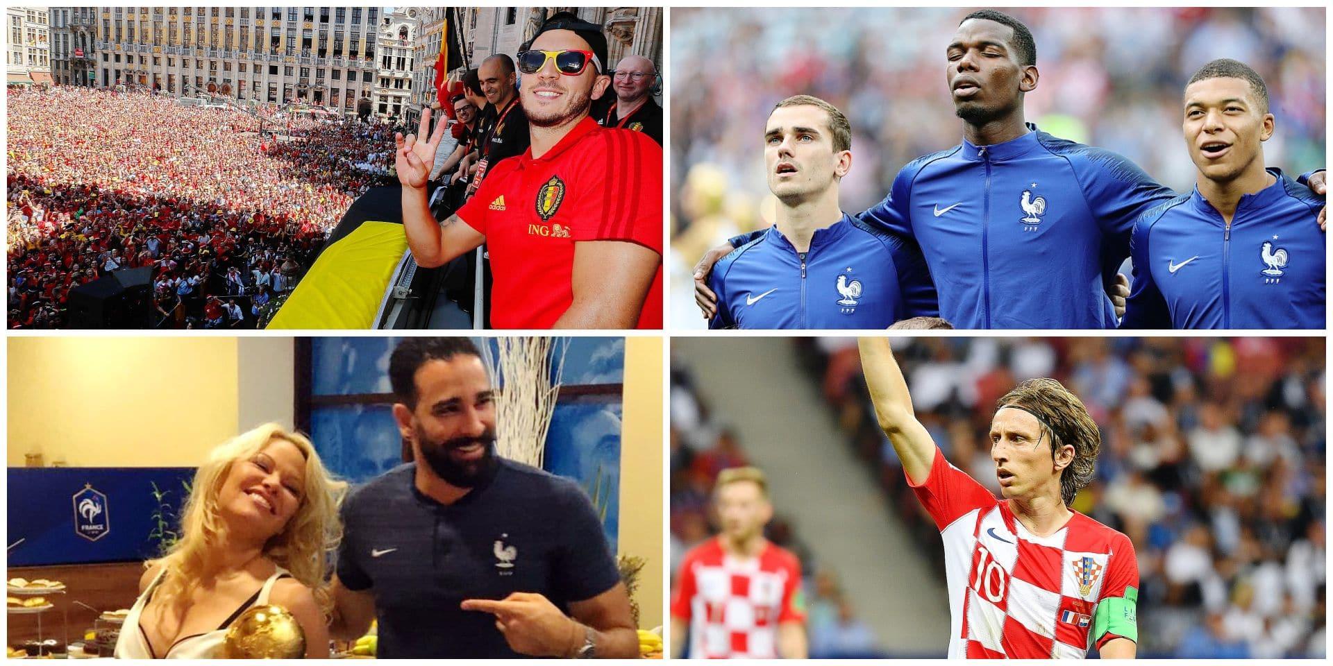 Bordel, Hazard, Mbappé et Pamela Anderson: La Coupe du monde de A à Z