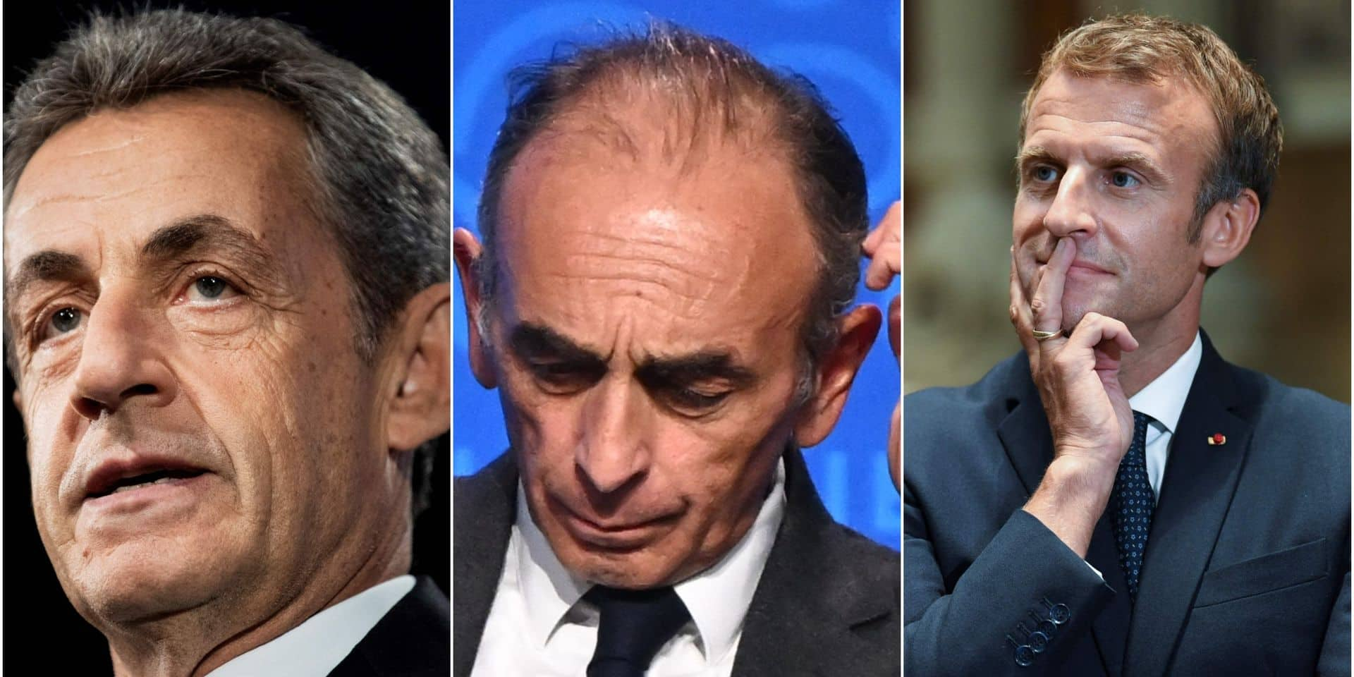 """""""Zemmour est le symptôme du vide dans nos démocraties"""" : Après Emmanuel Macron, Nicolas Sarkozy critique à son tour le polémiste"""