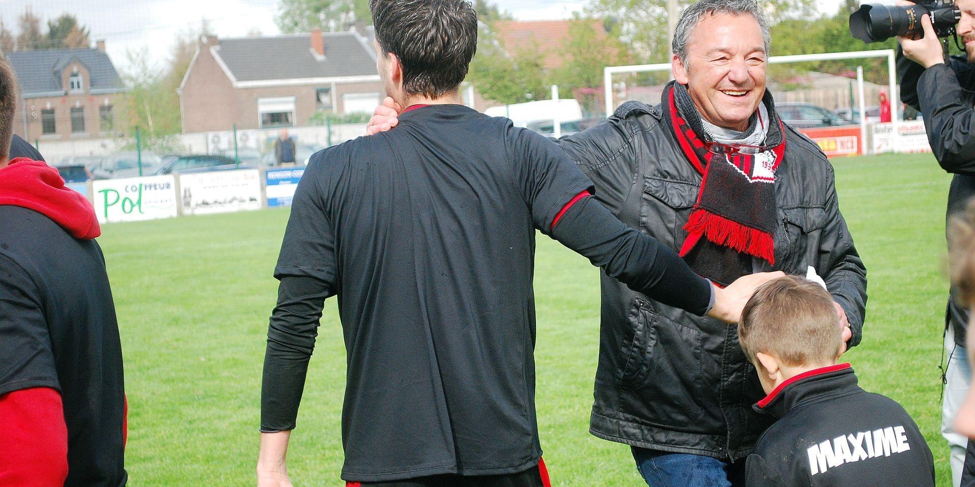 """Stockay-Tilleur est un match ordinaire"", explique Jean-Pierre Dalla Costa"