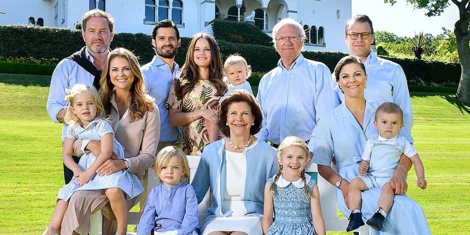 """Après """"The Crown"""", la vie de la famille royale suédoise elle aussi adaptée en série - dh.be"""