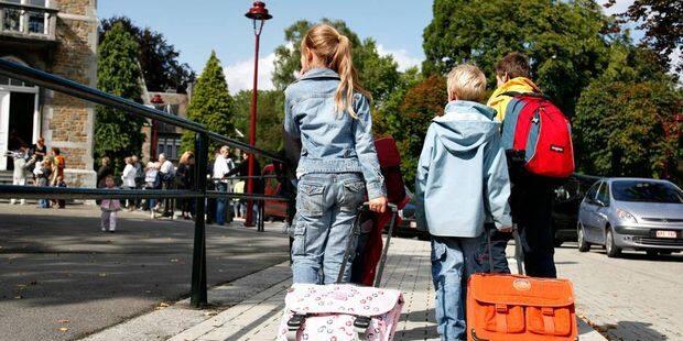 Bruxelles-Ville s'attaque à la pollution de l'air dans les écoles - La DH