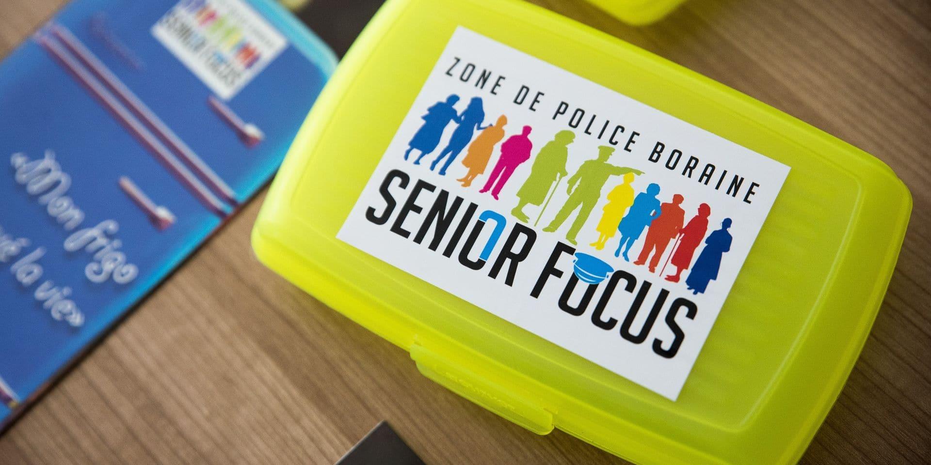 Borinage: cinq ans après son lancement, la boite jaune Senior Focus s'est invitée dans tous les frigos