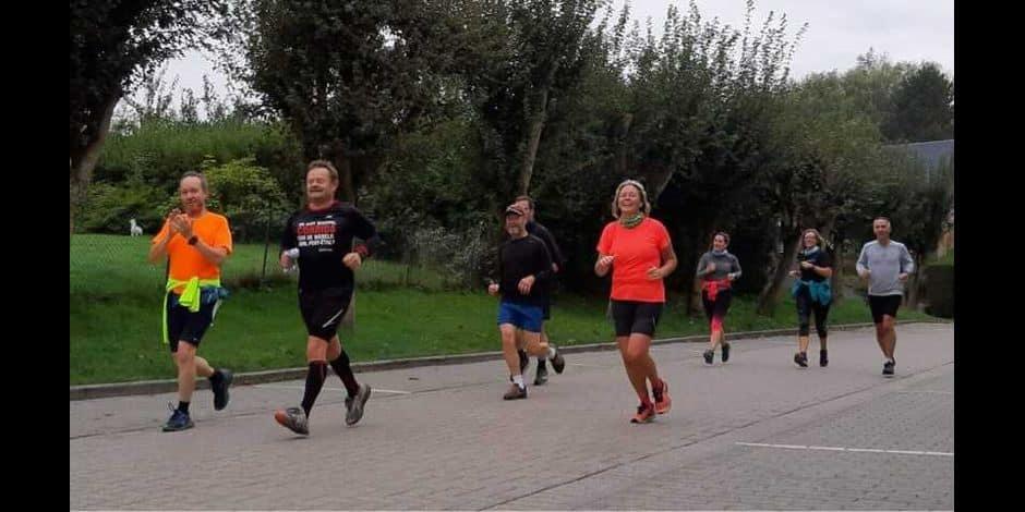 Run Together Chastre: bien-être et progression