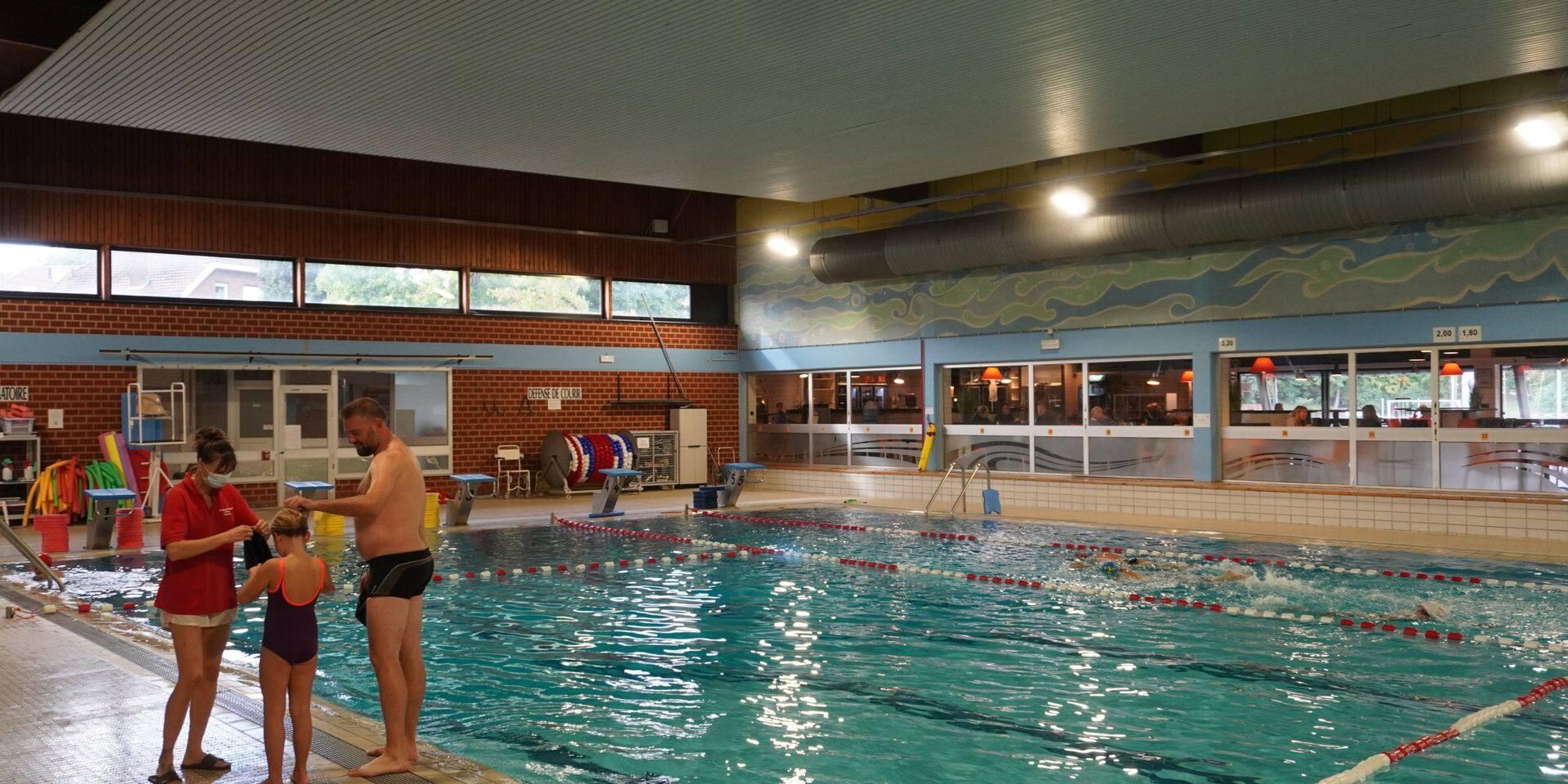 La piscine de Rixensart désormais rouverte à tous