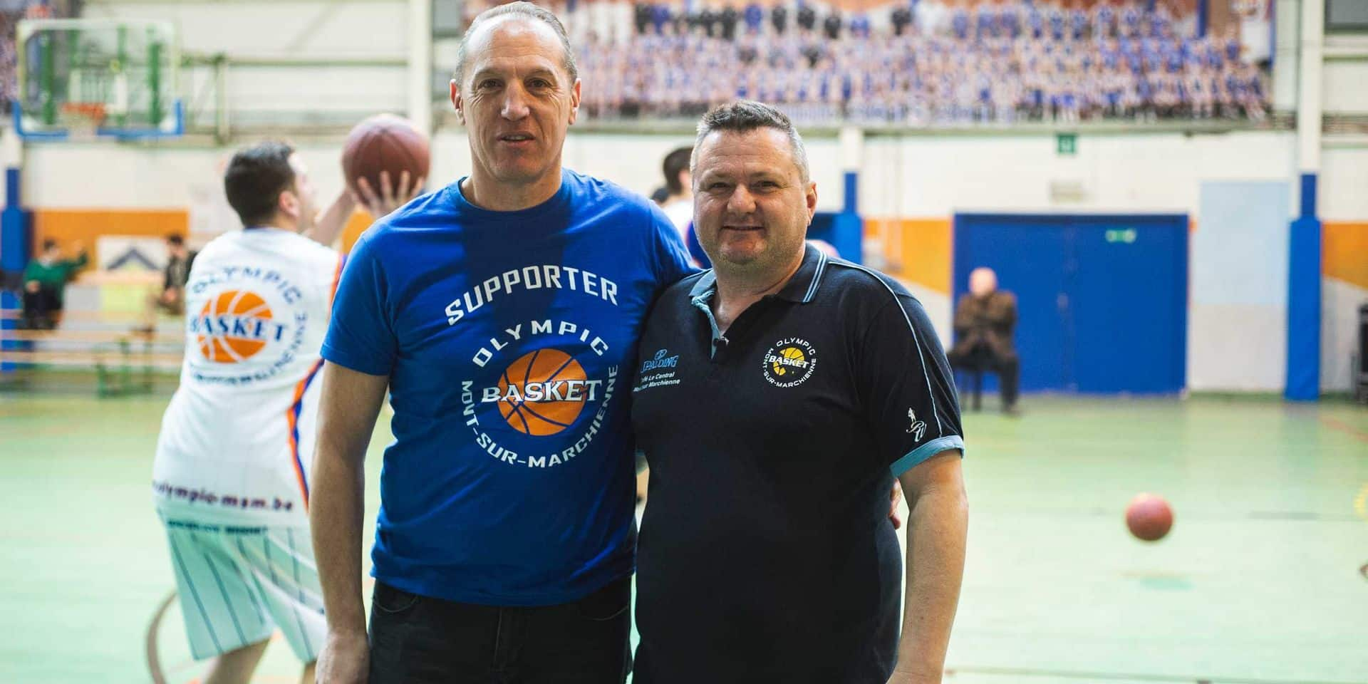 Basket-ball: Milano reste président de l'Olympic MsM