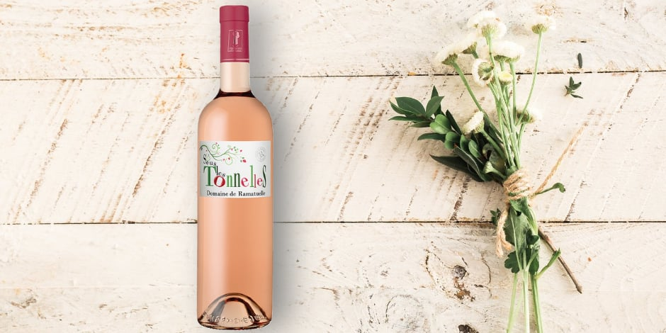 """Concours: gagnez 6 bouteilles de vin rosé """"Sous les Tonnelles"""""""
