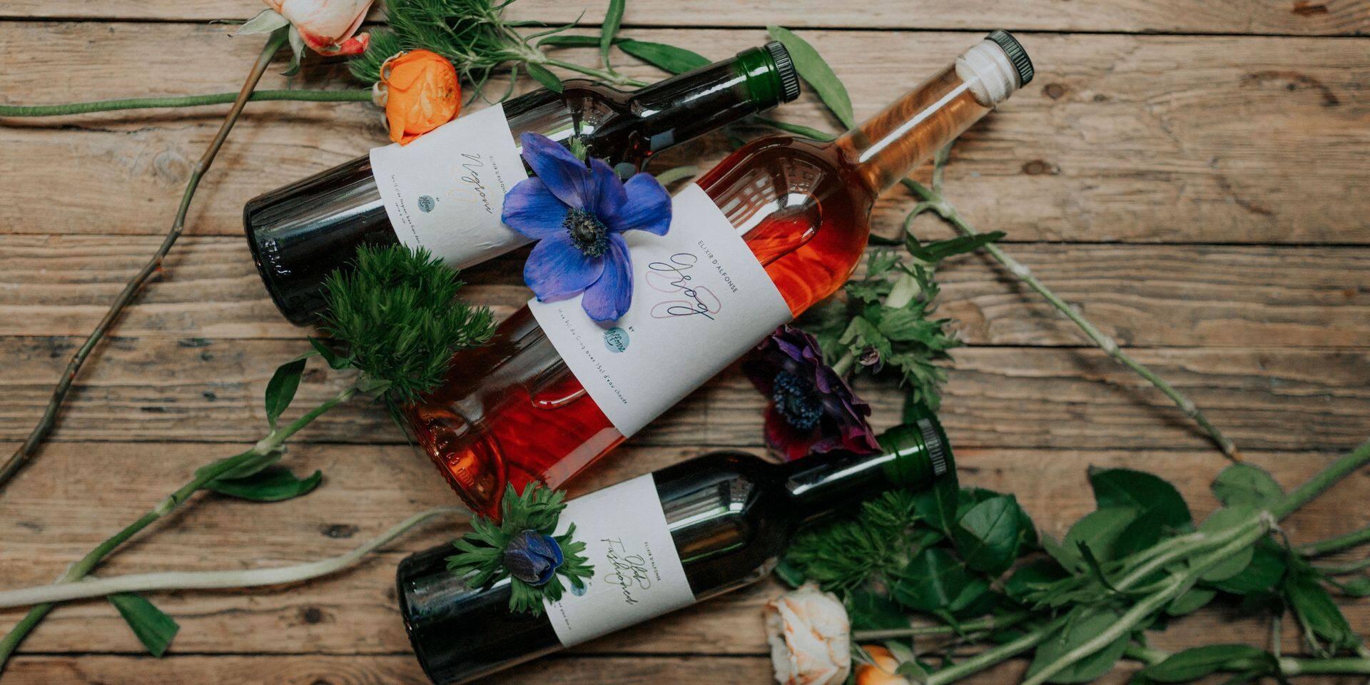 Botanical by Alfonse livre ses cocktails à domicile et lance sa boutique en ligne