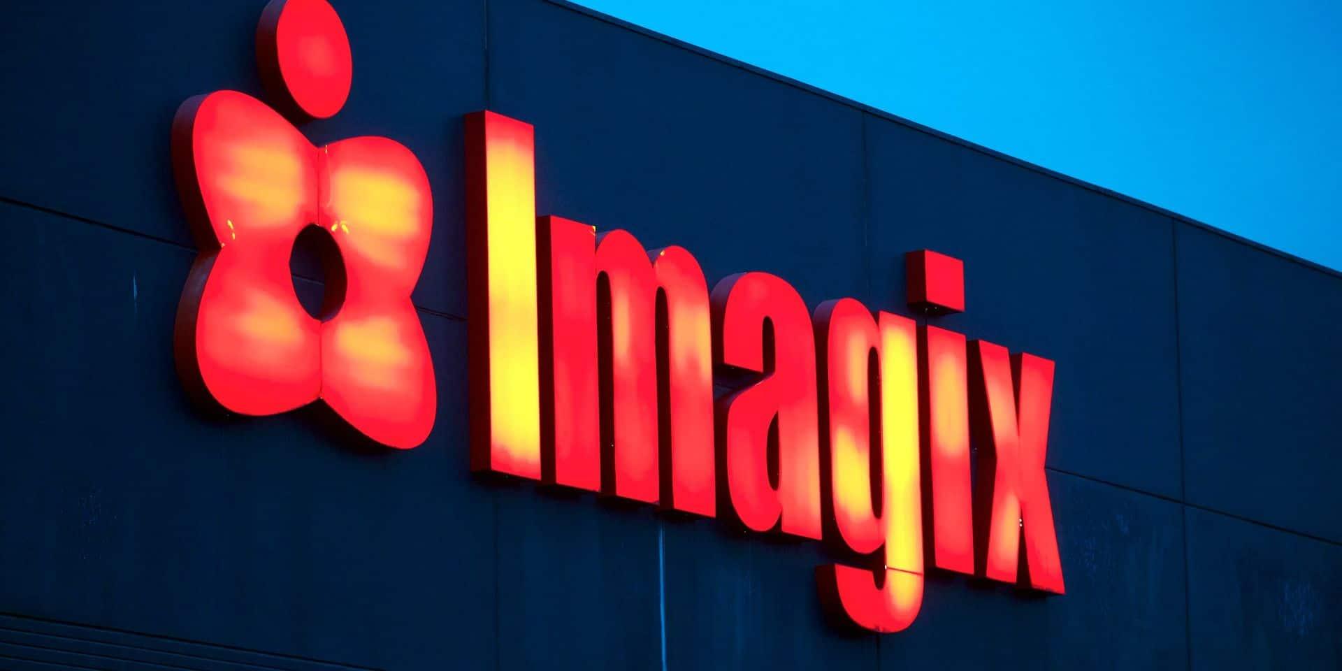 La Louvière: Imagix décroche son permis, le début des travaux est imminent
